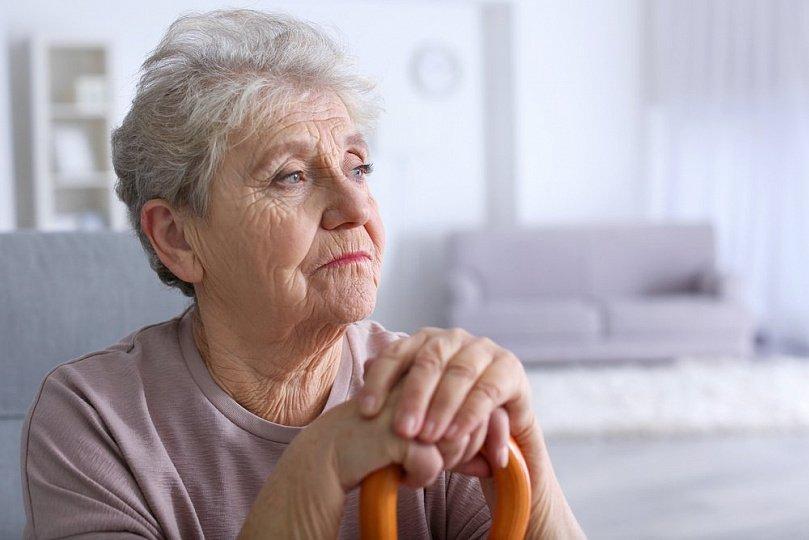 депрессия пожилого