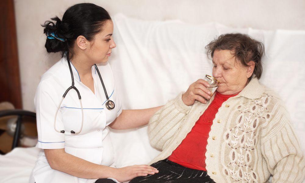 питье при пневмонии