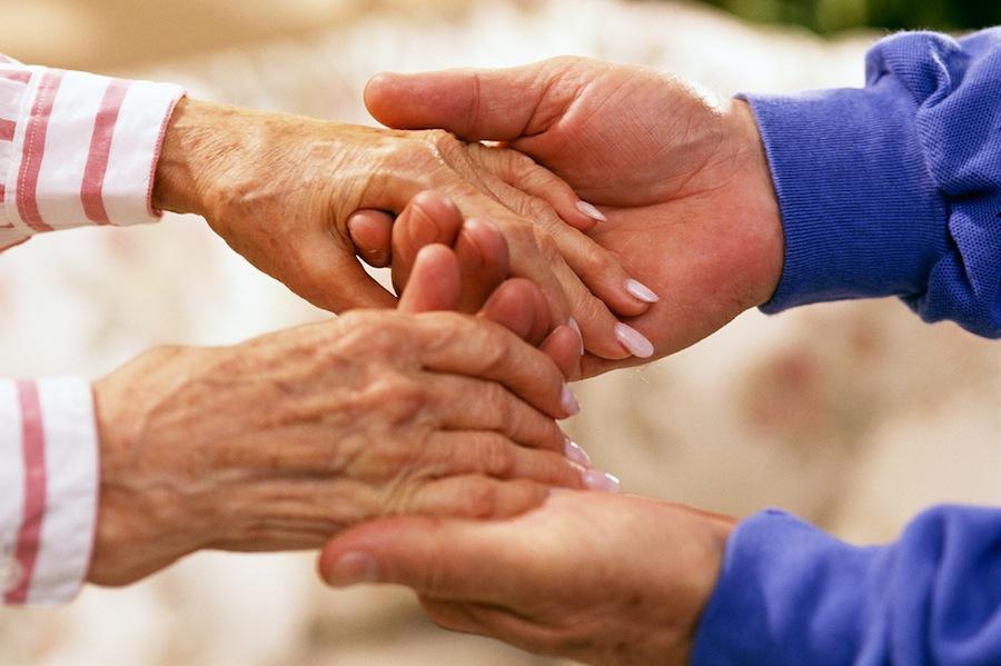 пожилые инвалиды