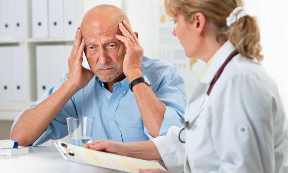 уход при деменции за стариком