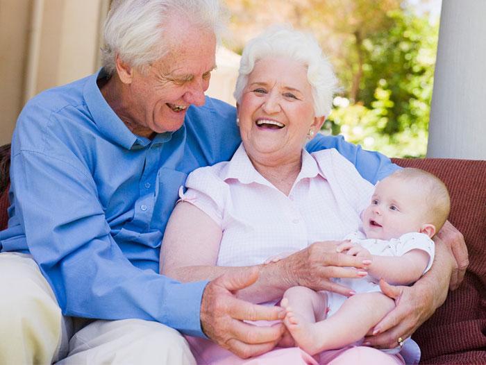 веселые старики