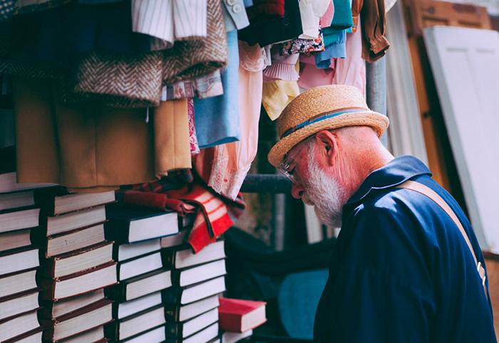 книги для стариков