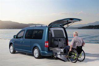 машина инвалиду