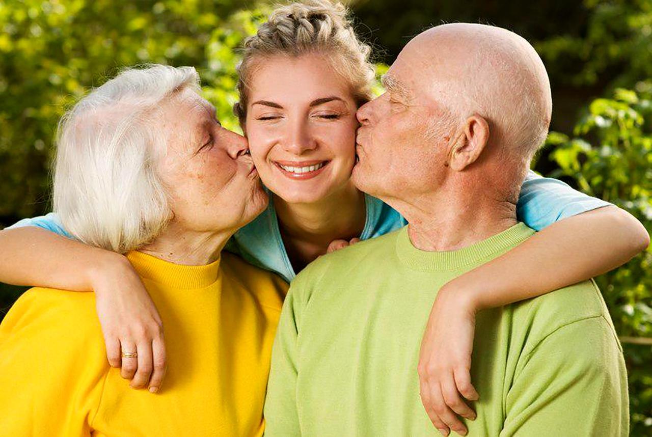 общение с родителями