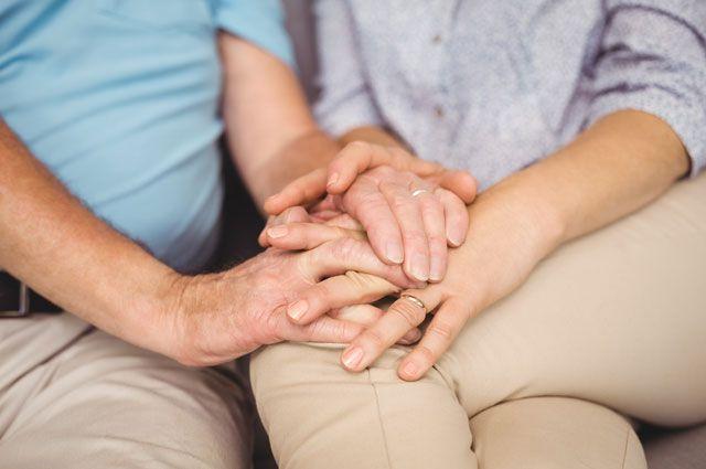 приятная встреча с престарелым