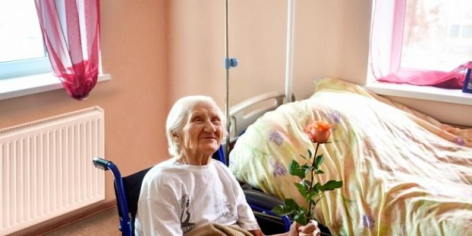 Как оформить родного человека в дом для престарелых