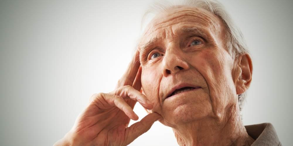 старик с деменцией