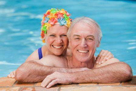 плавание для пожилых