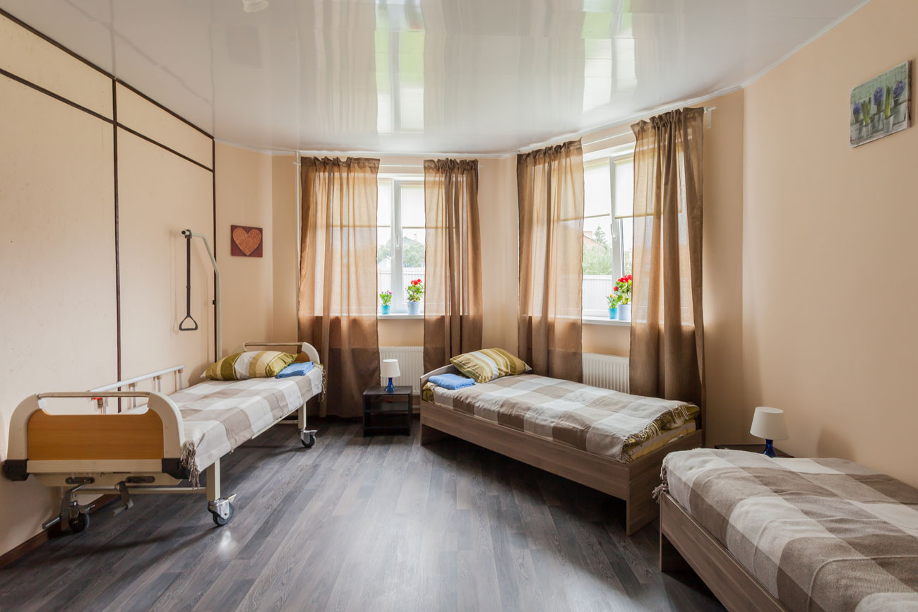комната для престарелых
