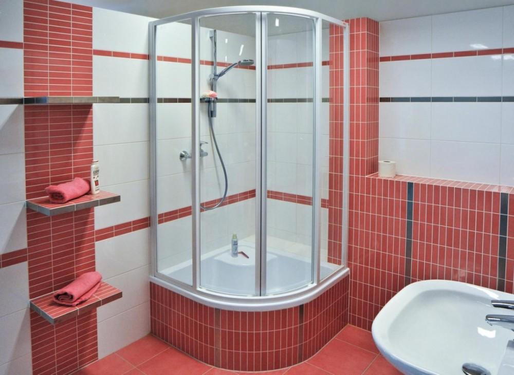 душ для пожилых