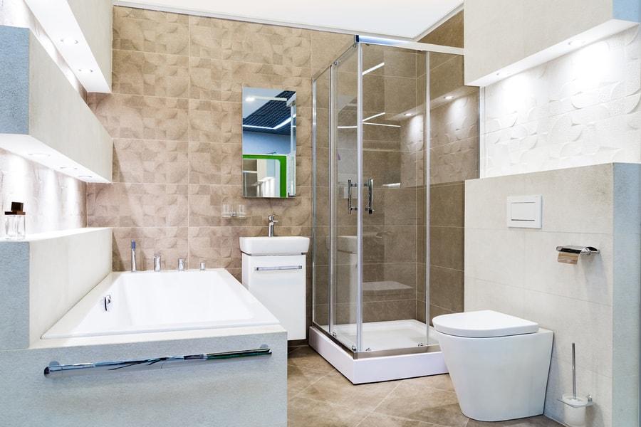 ванная комната для пенсионера