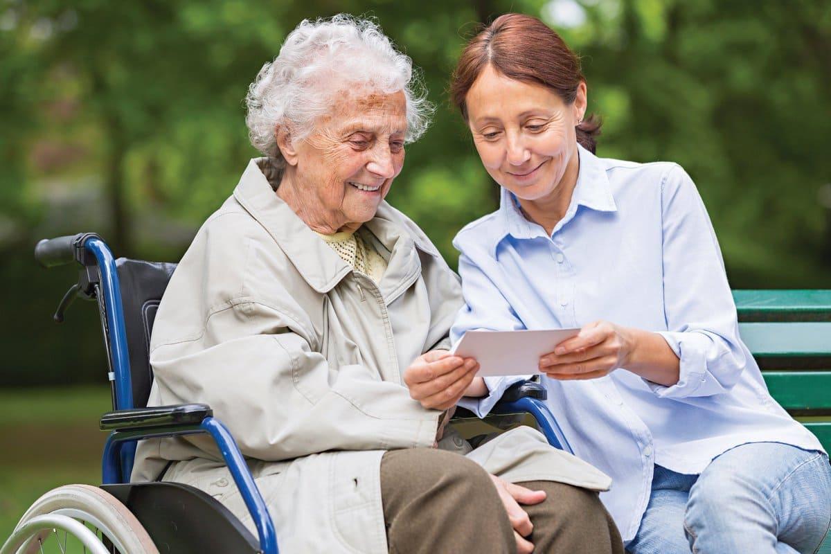 забота о пожилых