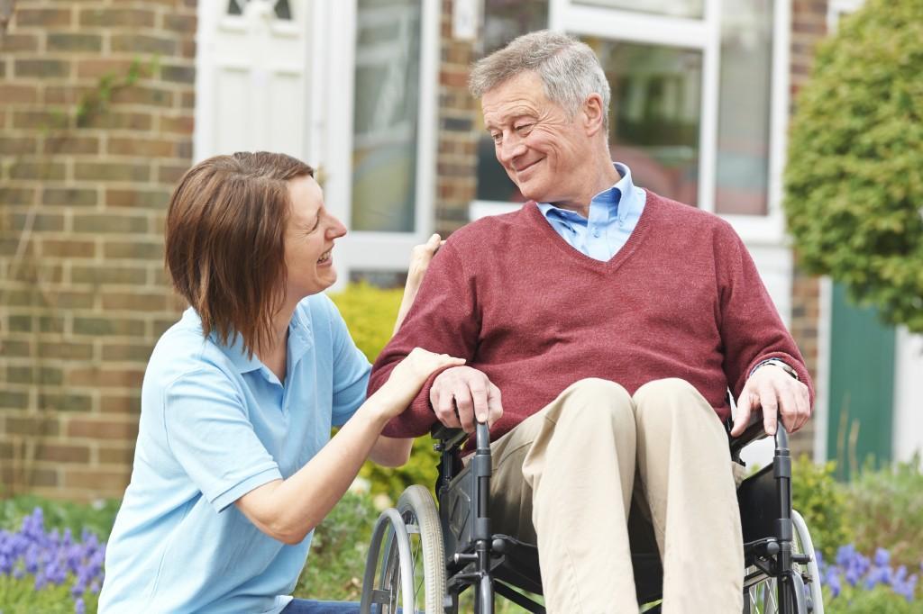 опекун пожилого инвалида