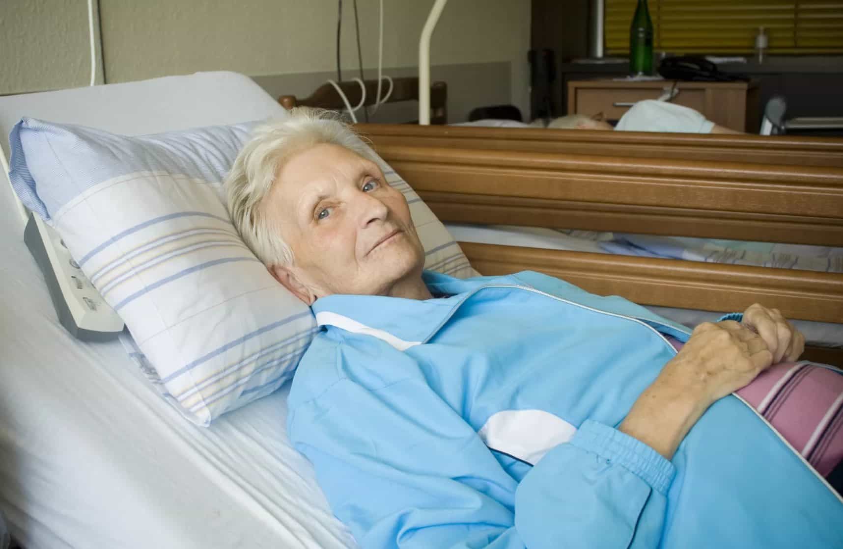 пониженый гемоглобин у бабушки