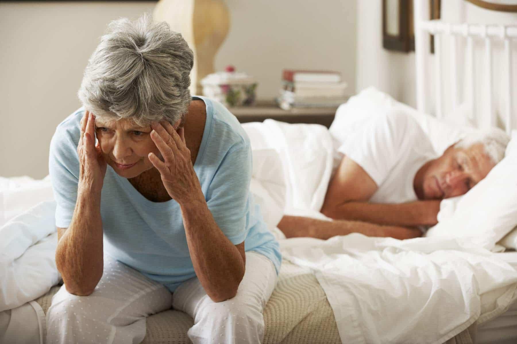 бессоница у пенсионера