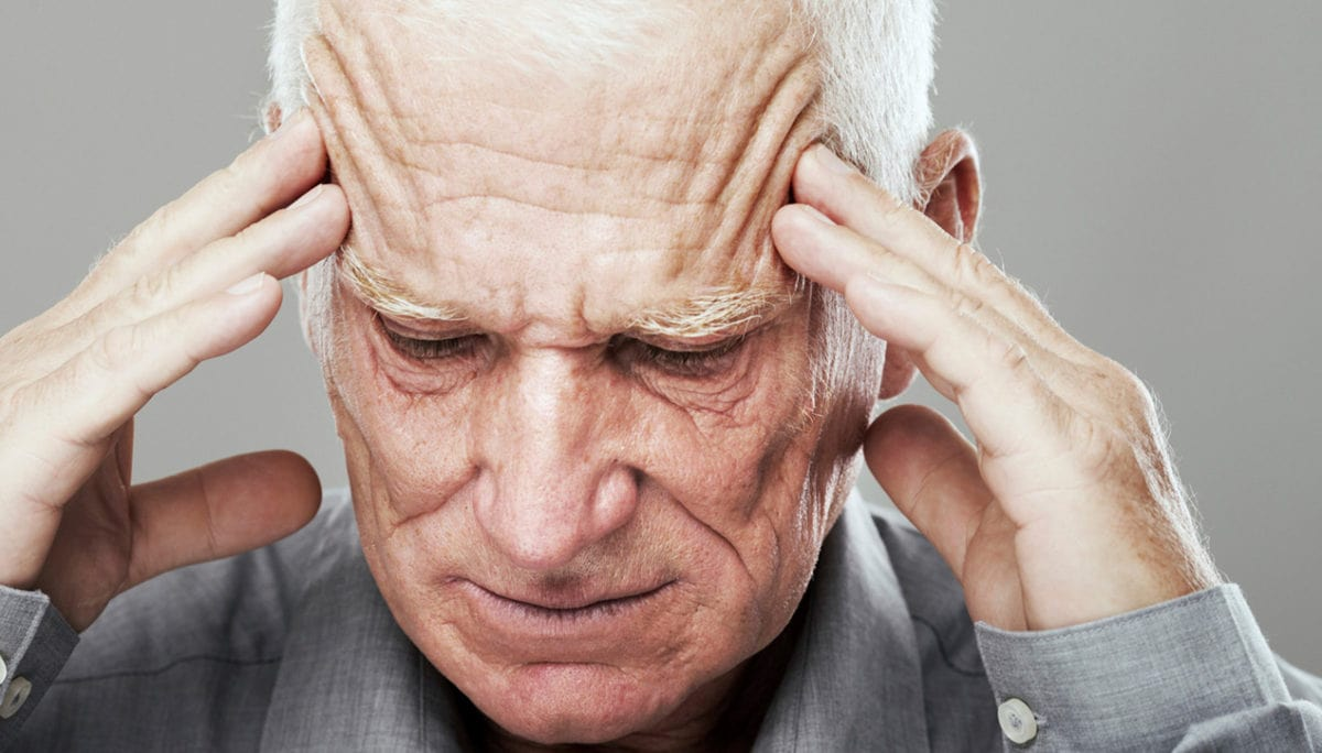 психоз у дедушки