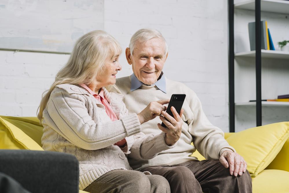 телефон для бабушки