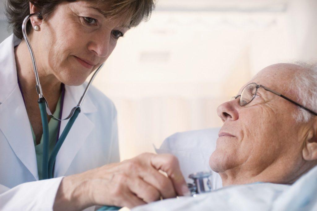 болезнь сердца у дедушки