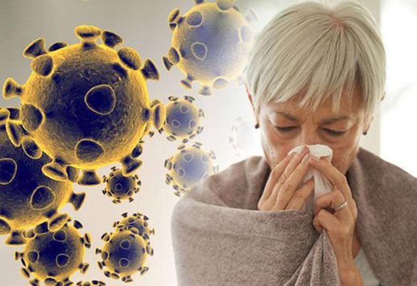 коронавирус у пожилого