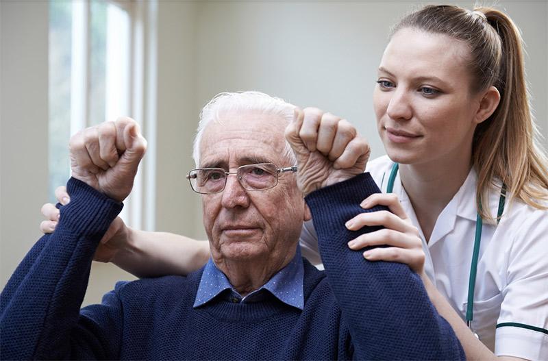 двигательные функции пожилых