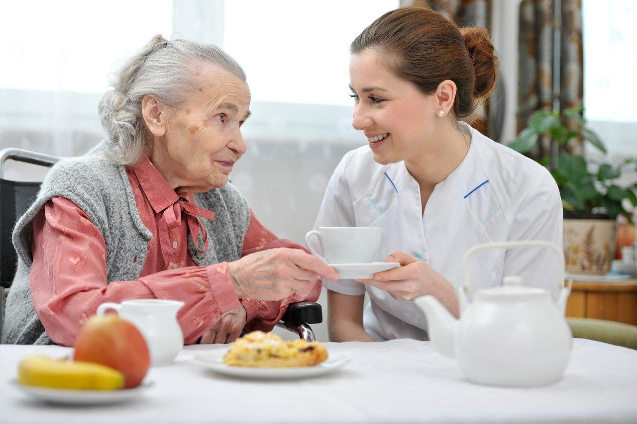 услуга для пожилого